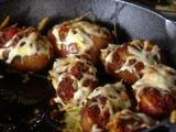 Chorizo Stuffed Reds