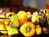 Summer Veggie Kebabs