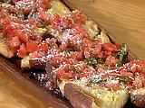 Pomodoro Fresco Sourdough Bruschetta
