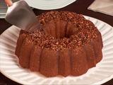 Ginger-Rum Bundt Cake