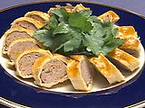"""Venison """"Sausage"""" Rolls"""
