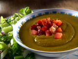 Easy Peasy Split Pea Soup