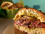 Cuban Steak Sandwiches