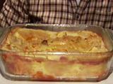 Lasagna Noodle Kugel