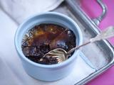 Chocolate Pot de Creme Brulee