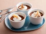 Chocolate Truffle Pots de Creme