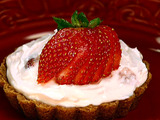 Sweet Strawberry Tartlets