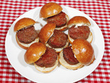 Meatloaf Sliders
