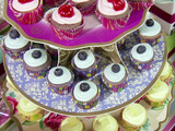 Mini Cupcake Buffet