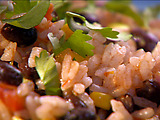 Salsa Rice with Black Beans and Corn