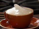 French Press Vanilla Cappuccino