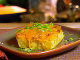 Baked Garlic Cheese Grits