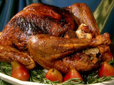 Rum Glazed Turkey