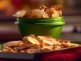 Spiced Fruit Chips