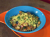 Middle Eastern Chicken Pot and Butter-Nut Couscous