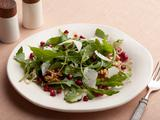 Pomegranate, Arugula Salad