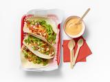 Turkey Club Tacos