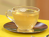 Ginger Honey Tea