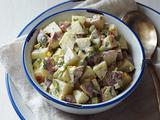 The Lady's Warm Potato Salad