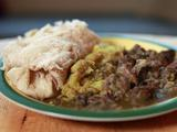 Trinidadian Curry Goat