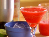 Slammin' Slimmed-Down Strawberry Daiquiri