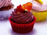 Chipotle Dark Chocolate Cupcakes
