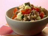 Scoopy Salmon Salad