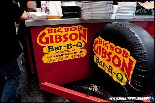 Big Bob Gibson BBQ Ribs
