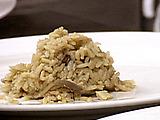 Wild Mushroom Rice