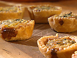Sweet Onion Tartlets