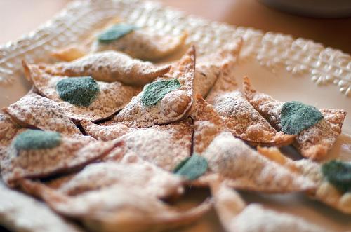 Chocolate-Hazelnut Ravioli
