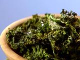 Baked Kale
