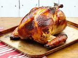 Honey Brined Smoked Turkey