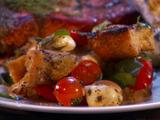 Emerald City Salad - Panzanella Salad