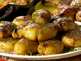 Yukon Gold Potatoes: Jacques Pepin Style