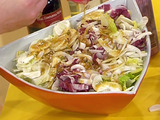 Tri Colore Salad with Fennel