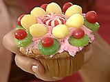 Quickie Coconut Cupcakes