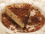 Peanut Butter Pie with Chocolate Crust