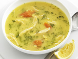 Curried Chicken and Rice Soup