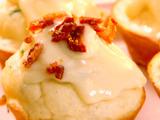Bacony Breakfast Cupcake