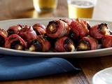 Ricotta-Stuffed Bacon-Wrapped Dates