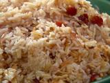 Cranberry-Walnut Rice