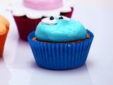 Toodee Fruity-Blueberry Cheesecake Cupcakes