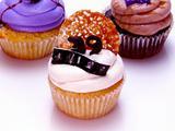 Vegan Creme Brulee Buttermilk Cupcakes
