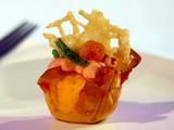 Jalapeno Shrimp Popper Cupcakes