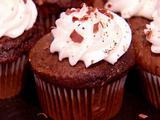 Spiced Black Pepper Cupcakes