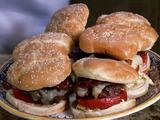Memphis Beale Street Burger
