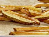 Hand Cut Fries with Celery Salt