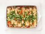 Light Chicken Enchiladas