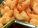 Crispy Tempura Battered Shrimp